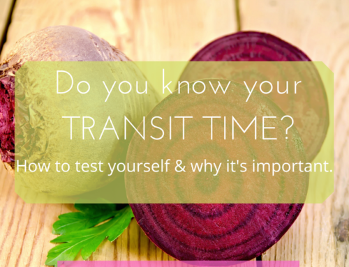How to Test Your Bowel Transit Time (A.K.A. Beet Test) + Why It's Important