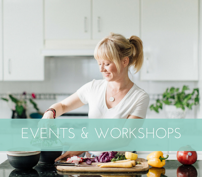 Nutrition Workshops and Events Annaliisa