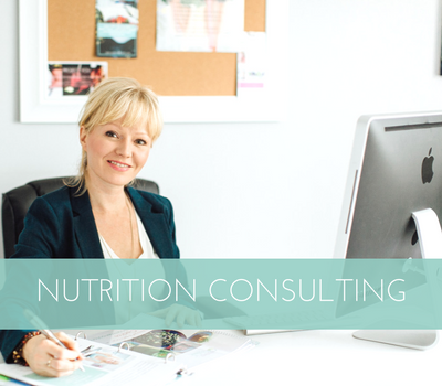 Private Nutritional Consulting Services