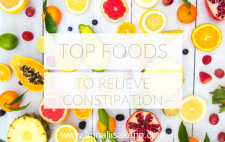 top foods for constipation