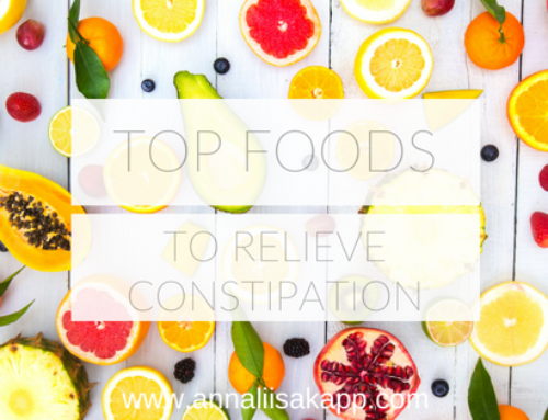 Top Natural Ways to Relieve Constipation