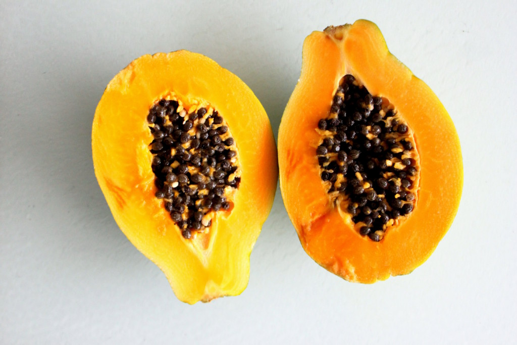 organic papaya for constipation