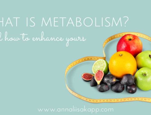 What is Metabolism and How to Enhance Yours