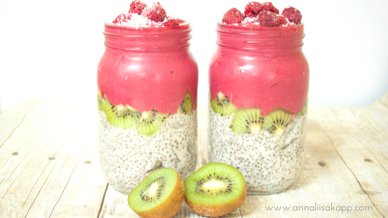 energizing chia parfait breakfast on the go genuine health fermented protein
