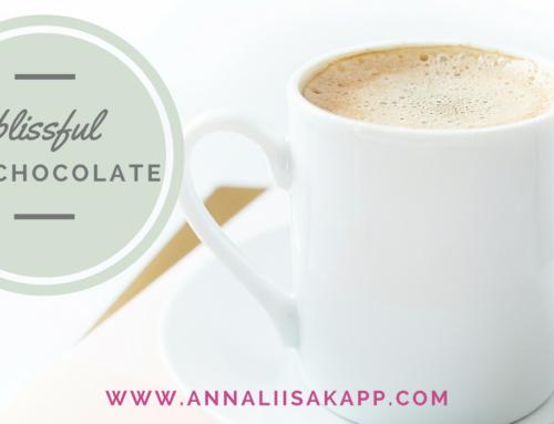 Blissful Hot Chocolate