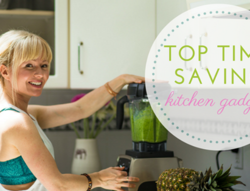 Top Time Saving Gadgets in the Kitchen