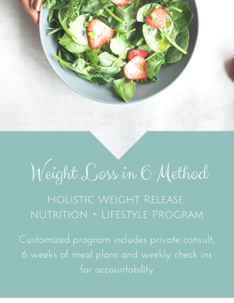 Weight Loss In 6 Method