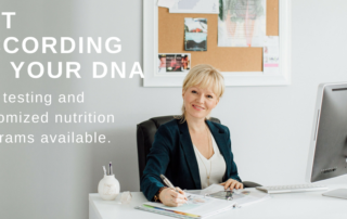 DNA testing for nutrition program
