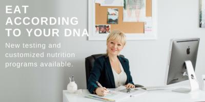 DNA testing for nutrition program