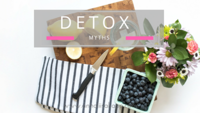 detox myths busted