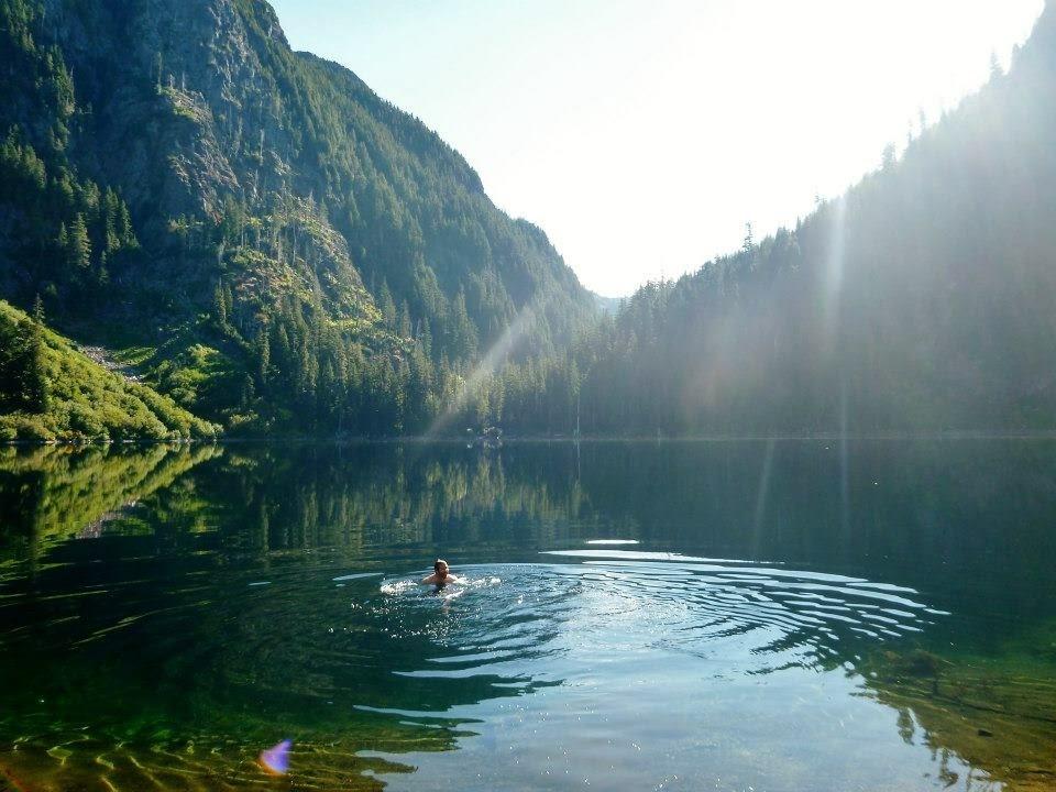 deeks lake