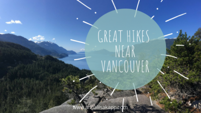 great hikes near vancouver