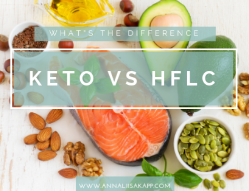 Ketogenic Diet vs. High Fat Low Carb: What's the Difference