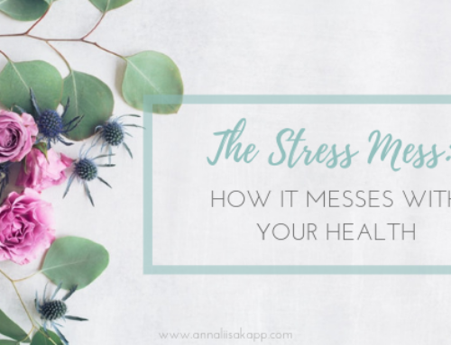 The Stress Mess: How It Messes with Your Health